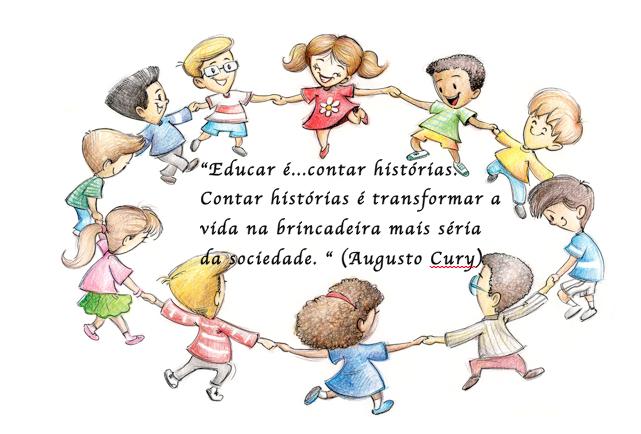 """A """"Hora do Conto""""???? – Blog da Biblioteca da EB do Caramulo"""